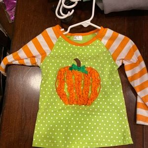 Kids Halloween boutique outfit GUC medium (3T-4T)